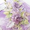 Kartka ręcznie robiona na ślub 76