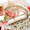 Kartka ręcznie robiona na Boże Narodzenie 13