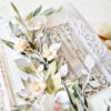 Kartka ręcznie robiona na ślub 62