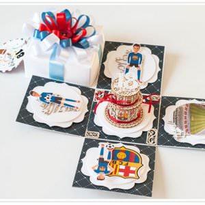 Pudełko ręcznie robione na urodziny 3