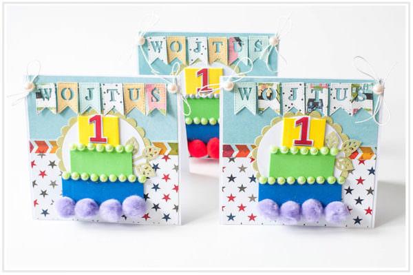 Zaproszenie ręcznie robione na urodziny 7