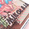 Kartka ręcznie robiona na urodzinki dziecka 58