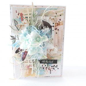Kartka ręcznie robiona na urodziny 103