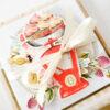 Pudełko ręcznie robione na Dzień Dziadków 1